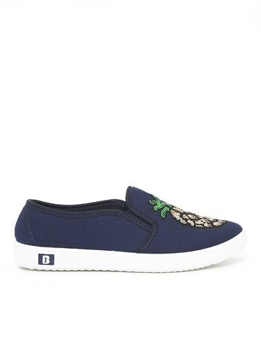Bfg Ayakkabı Lacivert